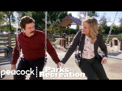 Ron's New Job - Parks and Recreation
