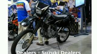 6. 2005 Suzuki DR-Z 400E - Specification, Specs