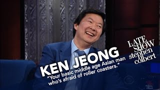 Video Ken Jeong's Life Changed When He Jumped Out Of A Trunk Naked MP3, 3GP, MP4, WEBM, AVI, FLV Januari 2019