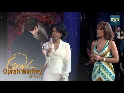 The Birthday Toast That Brought Oprah to Tears | The Oprah Winfrey Show | Oprah Winfrey Network