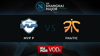 MVP Phoenix vs Fnatic, game 1