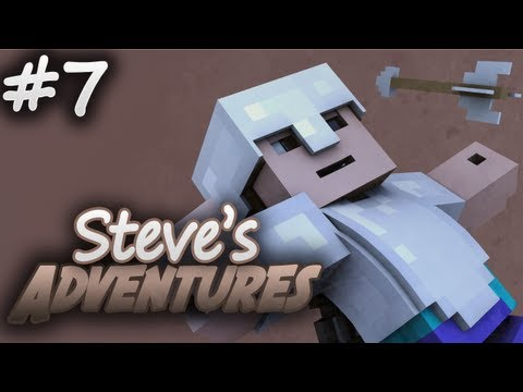 Steve - Minecraft: Steve Adventures - Dangerous Jungle Sponsored by KBG Servers http://www.kbgservers.com/mineworks Voice Actors: Paul Anderson | http://www.youtube....