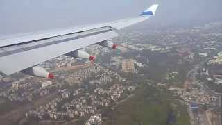 Video Landing at Delhi Airport runway 28 MP3, 3GP, MP4, WEBM, AVI, FLV September 2017