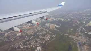 Video Landing at Delhi Airport runway 28 MP3, 3GP, MP4, WEBM, AVI, FLV November 2017