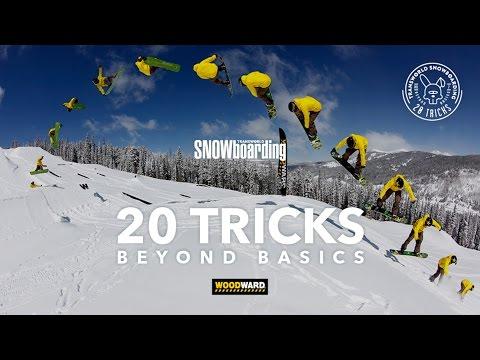 How To Snowboard: FS 720 with Brett Esser   TransWorld SNOWboarding (видео)