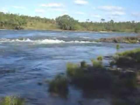 Tour - Rio das Mortes - Novo São Joaquim - Mato Grosso - Brasil