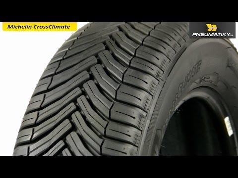 Youtube Michelin CrossClimate 195/55 R15 89 V XL Celoroční
