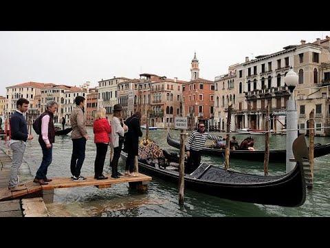 Venedig: Mit Drehkreuzen gegen zu viel Touristen