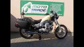 5. Moto Guzzi Nevada 750