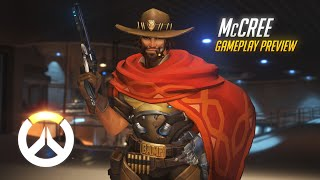 Download Lagu McCree Gameplay Preview | Overwatch | 1080p HD, 60 FPS Mp3