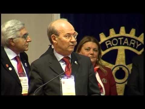 XX Congresso Distretto 2120 - Sessione Pomeridiana 2