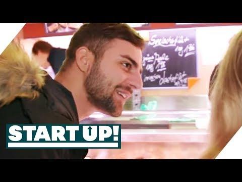 Daniels Art kommt nicht gut an - Neds Charme umso mehr | Start Up! | SAT.1 TV