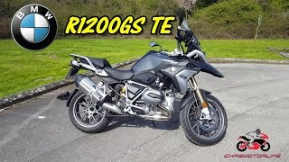 7. 2017 BMW R1200GS TE First Impression / Review