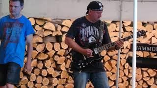 Video Wrata | 2018-07 | Nová Ves | Deep Purple - Black Night | cover