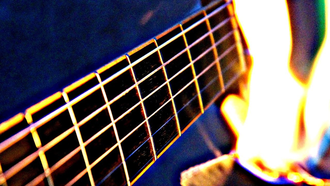 METAL ON ACOUSTIC GUITAR