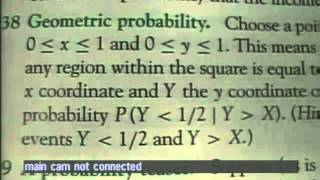 Lecture 32 Math 134 Elementary Statistics