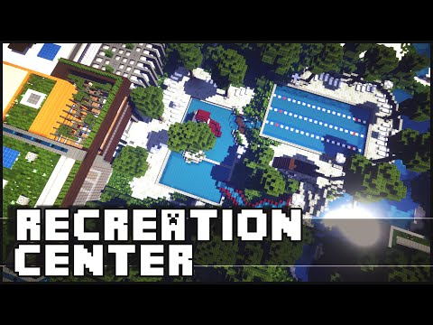 center - Minecraft - Recreation Center The Minecraft Inspiration Series! Give it a LIKE if you did enjoy. Don't forget to subscribe ▻ http://goo.gl/yCQnEn Shaders for 1.7.2 Tutorial - http://goo.gl/qSgF...