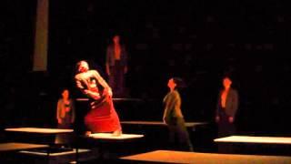 La Bailarina en GAM