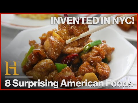 8 Foods You Didn't Know Were Invented in America   History Countdown
