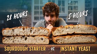 Focaccia Showdown: Is this the end of instant yeast forever?! by Brothers Green Eats