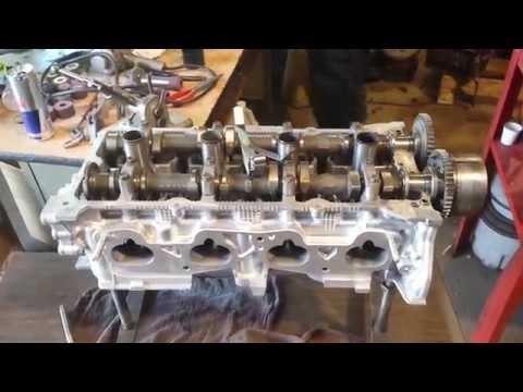 Valve job on Toyota 4Runner 1GR FE 4 0 Ltr Cylinder heads