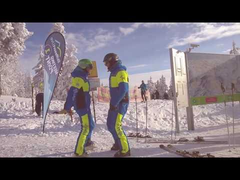 Lyžiarski inštruktori na rozcvičke - ©SkiResort Černá hora - Pec