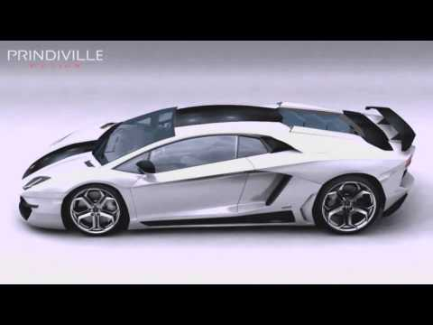 Lamborghini Aventador LP700 4 Modified | By PRINDIVILLE DESIGN