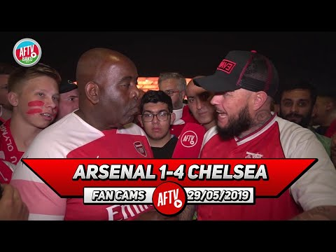 Arsenal 1-4 Chelsea | There Are Too Many Week Minded Bottle Jobs At Our Club (DT)