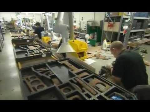How It's Made – Luxury Cars (Rolls-Royce Phantom)