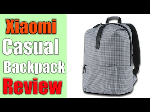 Mi Casual Backpack Review!