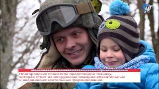 53 секунды: 23 февраля в Великом Новгороде. Выставка военной техники