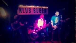 Video BLACK AND BLUE  - Praha Buben - 5.11.2016