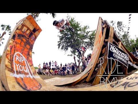 BMX: FLORIDEAH SWAMPFEST - THE OPEN LOOP OF DOOM? (видео)