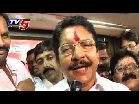 MH Governor Vidyasagar Rao with TV5 News