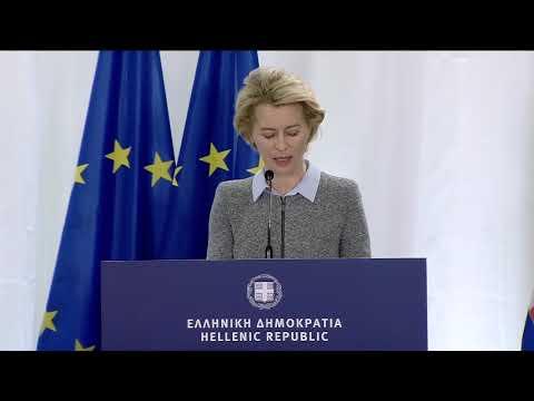 Δήλωση της κ. Ούρσουλα φον ντερ Λάιεν, Προέδρου της Ευρωπαϊκής Επιτροπής | 03/03/2020