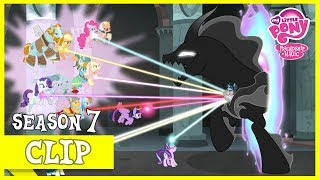 The Pillars And The Mane 6 Free Stygian From The Darkness (Shadow Play) | MLP: FiM [HD]
