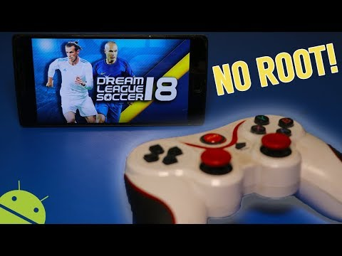 Dream League Soccer 18 | Gamepad | No Root | Android