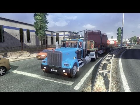 Kenworth W900A + Sound