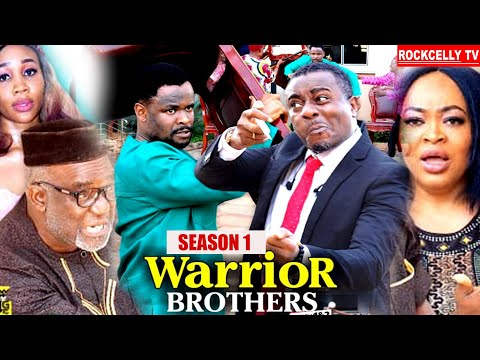 WARRIOR BROTHERS (SEASON 1) NEW MOVIE ALERT !- ZUBBY MICHEAL  Latest 2020 Nollywood Movie || HD