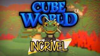 CONHECENDO O JOGO - Cube World #01