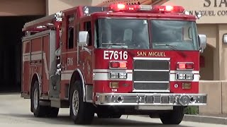 San Miguel (CA) United States  city photo : San Miguel E7616 Responding