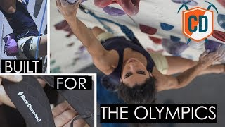 The Ultra Light Black Diamond Harness Designed For The Olympics   Climbing Daily Ep.1458 by EpicTV Climbing Daily
