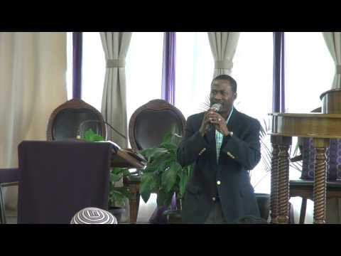 Apostolic Preaching – Living Powerfully & Youthfully (Conference 2014 Day Session)