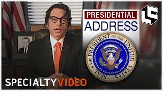 Video A Special Message from The President of America (Tommy Wiseau) MP3, 3GP, MP4, WEBM, AVI, FLV Juni 2018