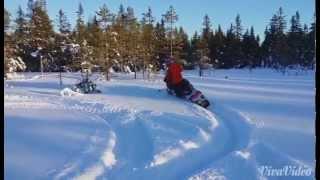 10. Ski-doo summit 550