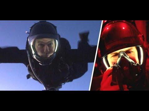 HALO-JUMP: Diesen Stunt machte Tom Cruise selbst