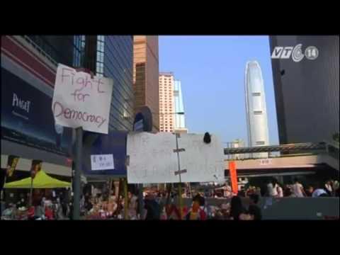 Bắc Kinh thận trọng với diễn biến tại Hồng Kông
