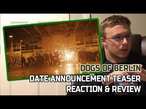Netlfix | Dogs of Berlin Date Announcement Teaser - Reaction & Review