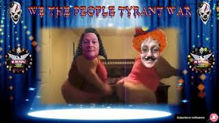 Lou Sh*t Stain Salty Rant and Theresa Bitcchard Got big Butts.