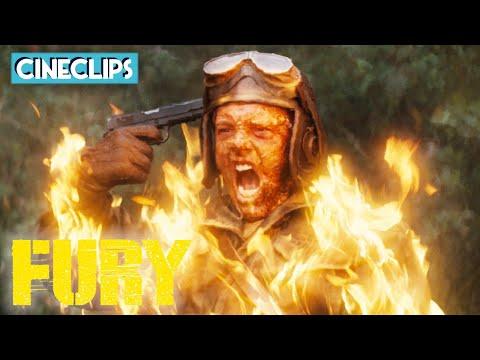German Ambush   Fury   CineClips